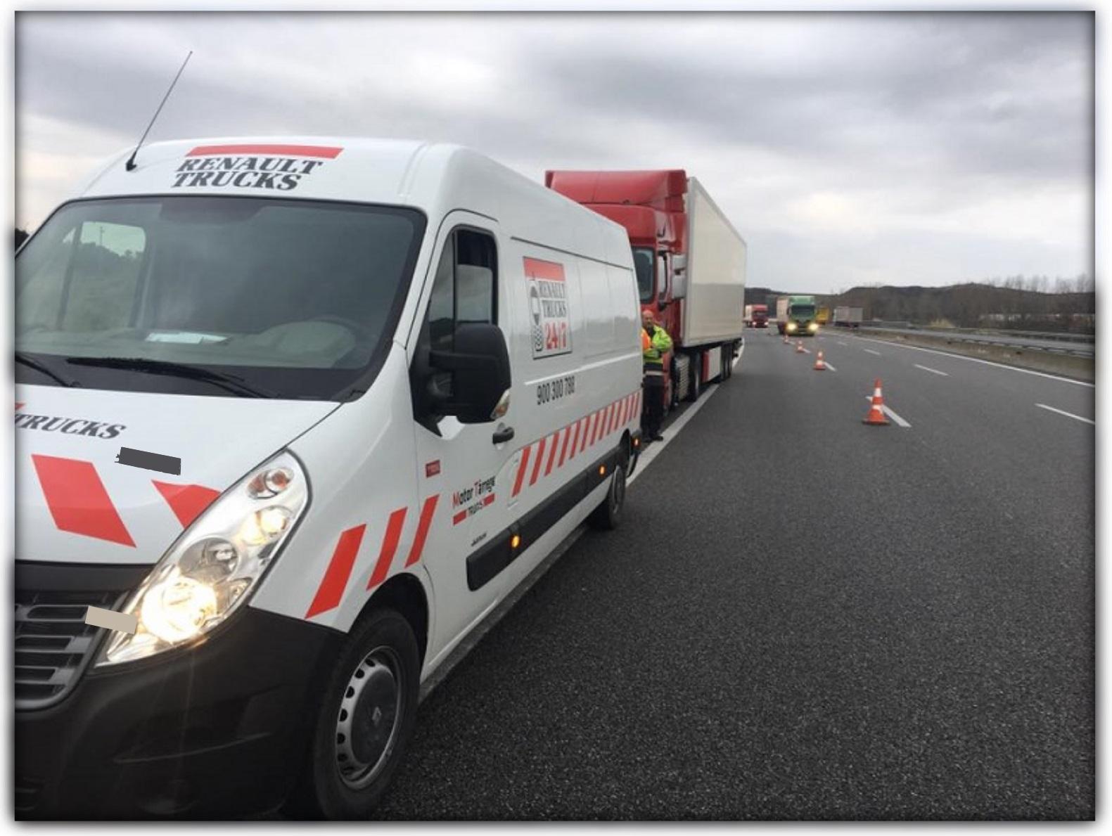 Asistencia En Carretera 24h 365 D As Motor T Rrega Trucks