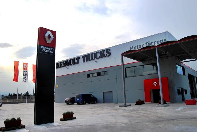 Motor T Rrega Trucks Empresa