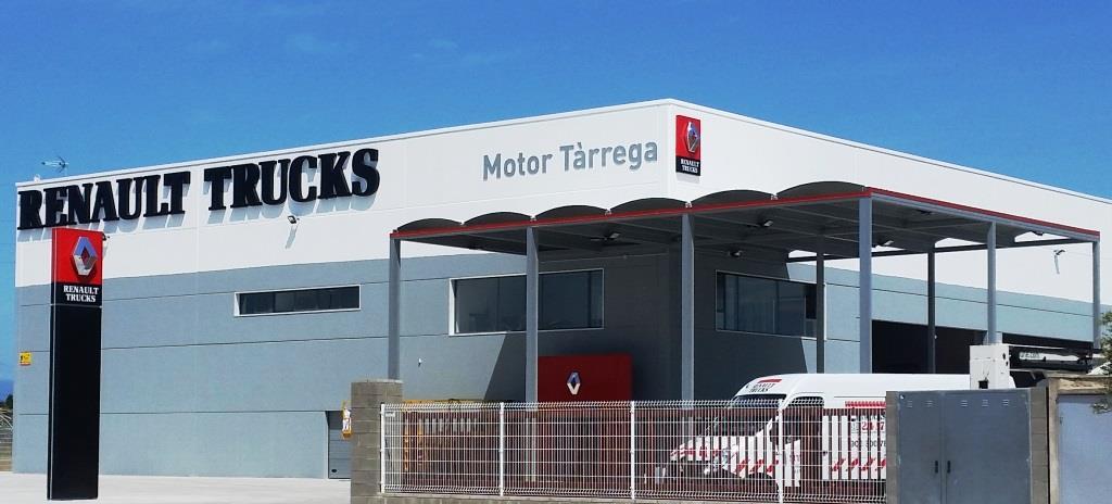 Inauguramos, Motor Tàrrega Trucks Figueres