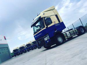 Entrega 50 unidades Renault Trucks a Calsina Carré