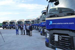 Calsina Carré Renault Trucks Motor Tarrega, deliver