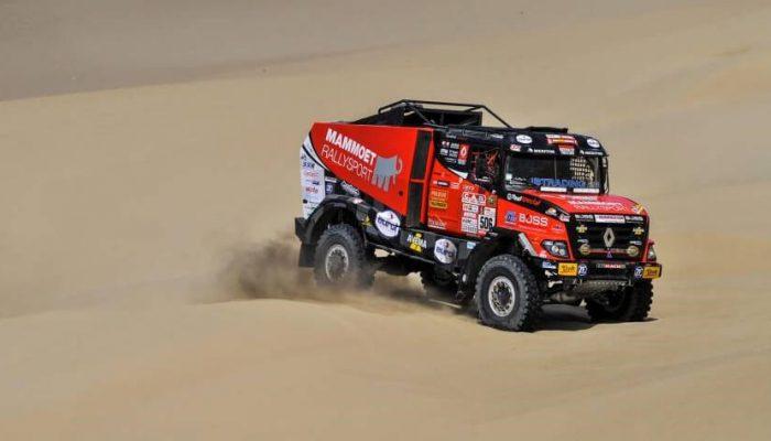 Rally Dakar Ral Li