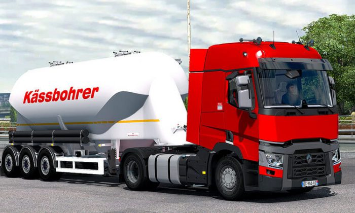 Semirremolques, Semiremolcs, semi-trailers