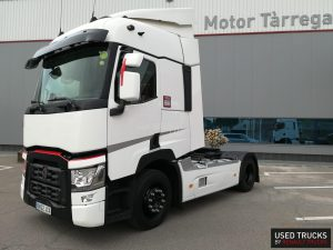 Tractor Renault Trucks T 460 4X2 - Euro 6 - 509 472 kms - 2015