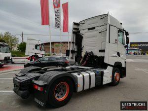 Tractora Renault Trucks T High 520 4X2 - Euro 6 - 572 375 kms - 2014