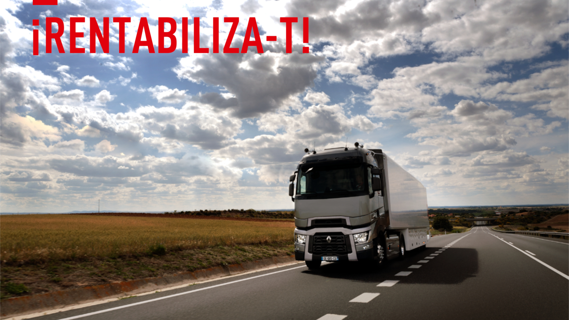 Renault Trucks Rentabiliza-T 1