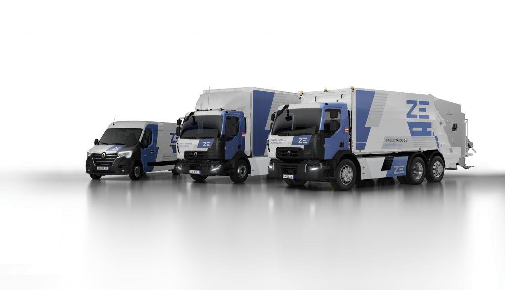 Renault Trucks Gama Z.E.